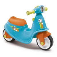 Correpasillos Moto Scooter Azul