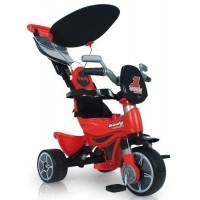 Triciclo Body Trike Rojo De Injusa