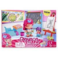 Pinypon Clase de Arte