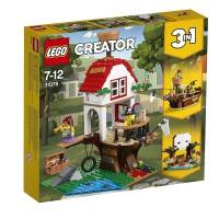 Casa Del Arbol De Lego Creator
