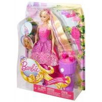Barbie Peinados Mágicos Dreantopia