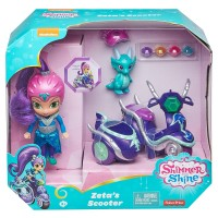 Zeta y Su moto De Shimer And Shine