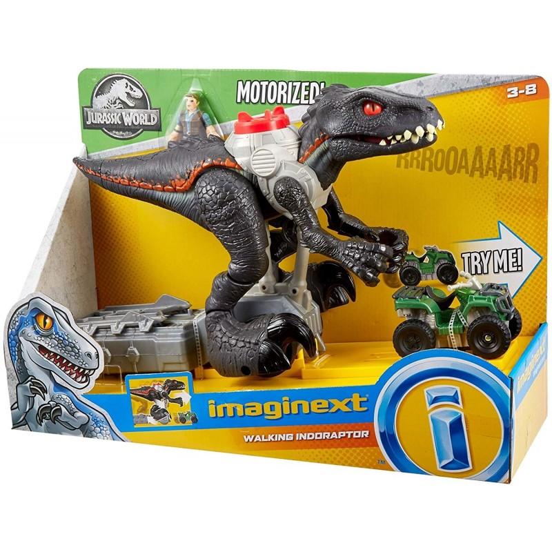 Indorraptor Perseguidor Jurassic World