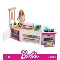 Barbie Quiero Ser Superchef