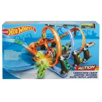 Hot Wheel Pista Triple Looping