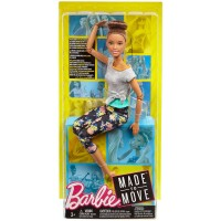 Barbie Movimientos Sin Limites