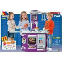 Cocina XL Cook'n Play 13 Pzas De Molto