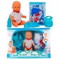 Muñeco Doctor Cuida A Tu Bebé