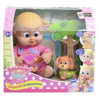 Bouncing Babies Jugando Con Mascotas