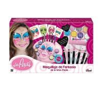 Maquillaje Fantasía Srta Pepi