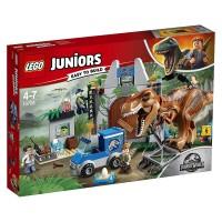 Lego Juniors Fuga Del T-Rex