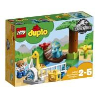 Lego Duplo Minizoo Gigantes Mansos