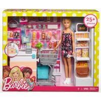 Barbie Vamos Al Supermercado