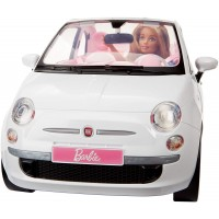 Barbie Coche Fiat Descapotable