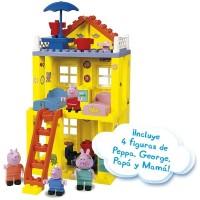 Peppa Pig Casa Construcción 84 Piezas