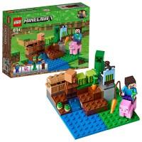 Lego Minecraft Fabrica De Melones