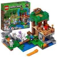 Lego Minecraft El Atque De Los Esqueletos