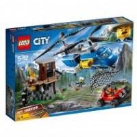 Lego City Arresto Montaña