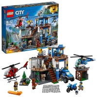 Lego City Comisaría de Montaña