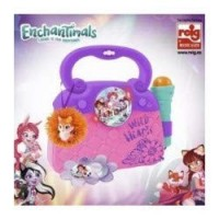 Enchantimals Bolso C/Micrófono