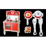 Cocinas, Supermercados y Set de Limpieza
